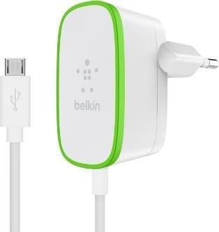Belkin BoostUp Micro-USB Ladegerät weiß (F7U009vf06-WHT)