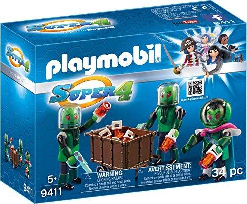 playmobil Super 4 - Sykronier (9411) -- via Amazon Partnerprogramm