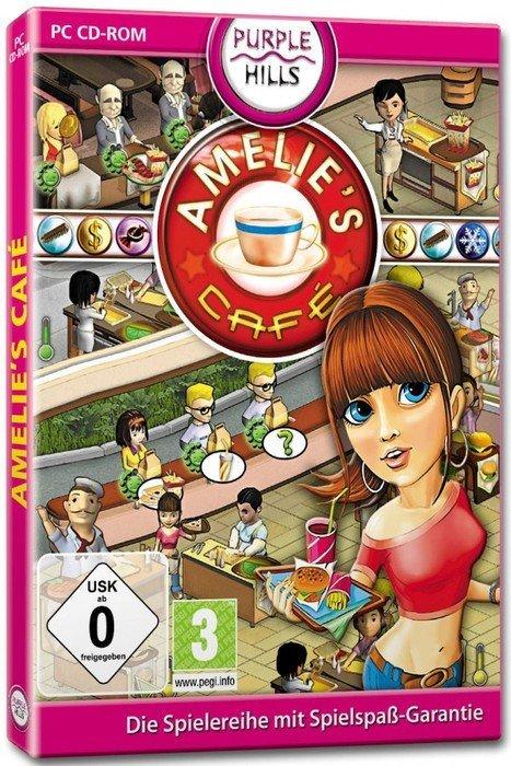 Amelie's Cafe (deutsch) (PC)