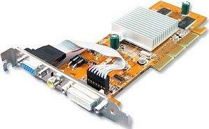 ASUS A9250SE/TD/128M, Radeon 9250SE, 128MB DDR, VGA, DVI, TV-out, AGP (90-C1VBG6-GUAY/90-C4VDC0-GUAN)