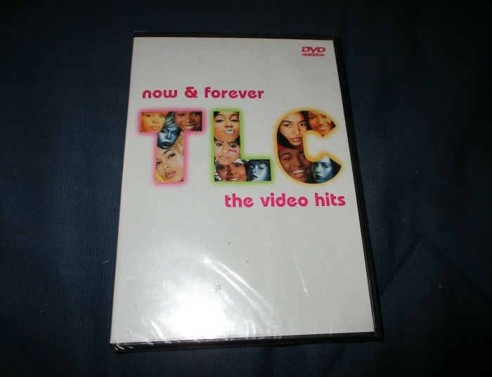 TLC - Now & Forever: The Video Hits -- via Amazon Partnerprogramm
