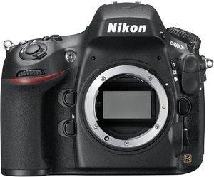 Nikon D800E black body (VBA301AE)