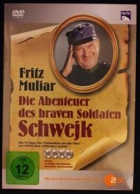 Die Abenteuer des braven Soldaten Schwejk (DVD)