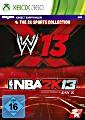 2K Sports Bundle: WWE 13 + NBA 2K13 (Xbox 360)