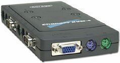 Allied Telesis COR-KVM-4 1:4 KVM switch