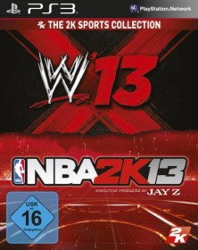 2K Sports Bundle: WWE 13 + NBA 2K13 (PS3)
