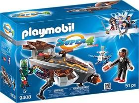 playmobil Super 4 - Sykronischer Raumgleiter mit Gene (9408)