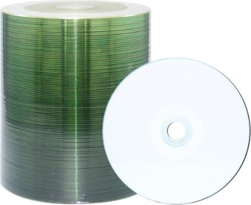 JVC CD-R 80min/700MB 52x, 100er-Pack (CD-R80HS100) -- via Amazon Partnerprogramm