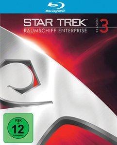 Star Trek - The Original Series Remastered Season 3 (Blu-ray)