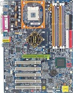 Gigabyte GA-8IPE1000 Pro3, i865PE (dual PC-3200 DDR)