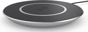 Belkin BoostUp Wireless Charging Pad silber (F7U014drSLV/F7U014vfSLV)