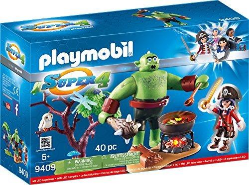 playmobil Super 4 - Riesen-Oger mit Ruby (9409) -- via Amazon Partnerprogramm