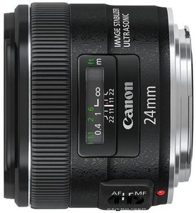 Canon lens EF 24mm 2.8 IS USM (5345B005)
