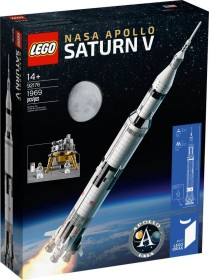 LEGO Ideas - NASA Apollo Saturn V (92176)