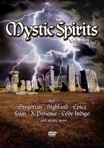 Mystic Spirits Vol. 4 -- via Amazon Partnerprogramm