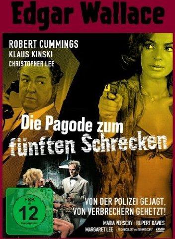 Edgar Wallace - Die Pagode zum 5. Schrecken -- via Amazon Partnerprogramm
