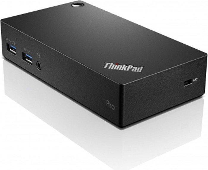 Lenovo ThinkPad USB 3.0 Pro Dock (40A70045EU)