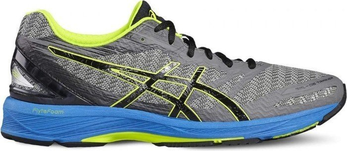 Asics Gel-DS Trainer 22 carbon/black/safety yellow (Herren) (T720N-9790)