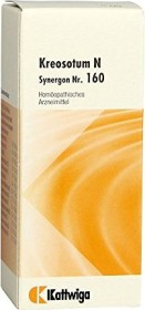 Synergon Nr. 160 Kreosotum N Tropfen, 50ml