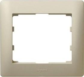 Legrand Galea Life Rahmen 1-fach, titanium (771401)