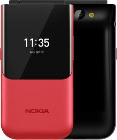Nokia 2720 Flip Dual-SIM rot