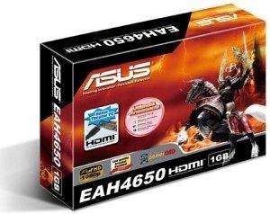 ASUS EAH4650/DI/1GD2(LP), Radeon HD 4650, 1GB DDR2, VGA, DVI, HDMI (90-C1CLZU-L0UAN0KZ)