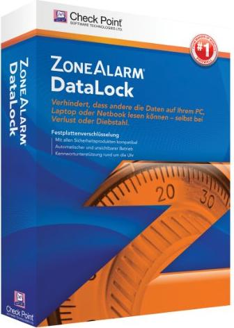 ZoneAlarm DataLock (deutsch) (PC) (09100197) -- via Amazon Partnerprogramm