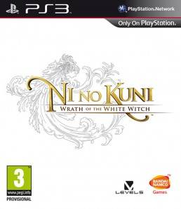 Ni No Kuni: Wrath of the white Witch (German) (PS3)