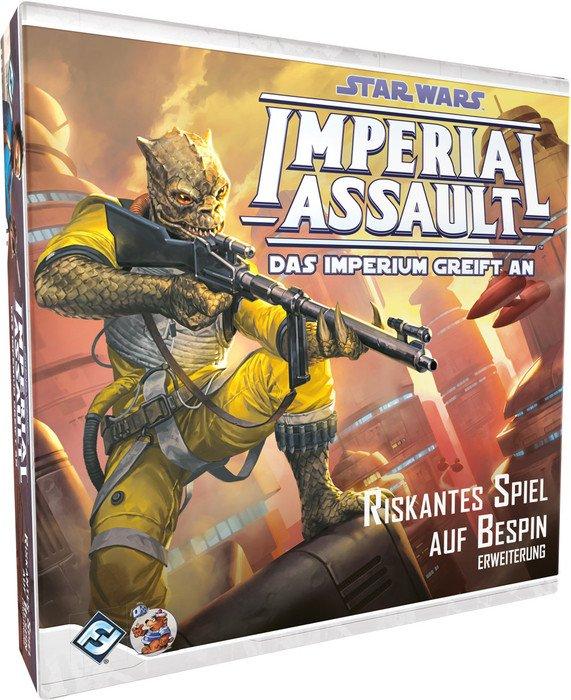 Star Wars: Imperial Assault - Riskantes Spiel auf Bespin (Erweiterung)