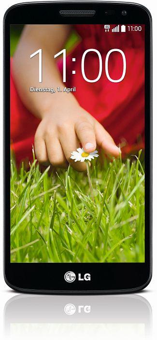 LG Electronics G2 Mini LTE D620 mit Branding
