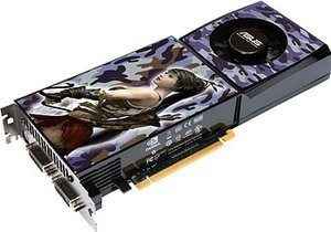 ASUS ENGTX280/HTDP/1G, GeForce GTX 280, 1GB DDR3, 2x DVI, TV-out, PCIe 2.0 (90-C3CGE0-L0UAY00T)