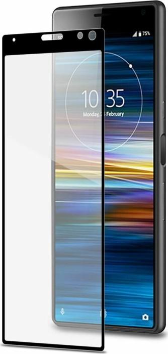 Celly Full Glass für Sony Xperia 10 schwarz (FULLGLASS826BK)