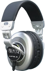 Synq HPS-2 silber/schwarz