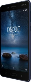 Nokia 8 Single-SIM 64GB mattblau
