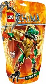 LEGO Legends of Chima Baubare Figur - Chi Cragger 2014 (70207)