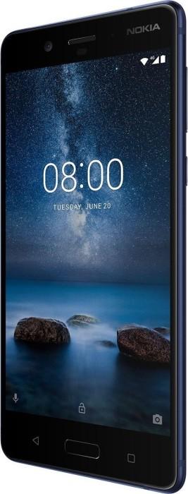 Nokia 8 Single-SIM 64GB mit Branding