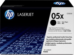 HP Toner 05X black (CE505X)