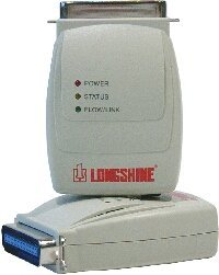 Longshine Printserver, parallel (LCS-PS140)
