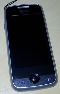 LG Electronics GS290 with branding -- © bepixelung.org