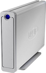 LaCie Big Disk 500GB Triple Interface, USB 2.0/FireWire 400/800 (300721)
