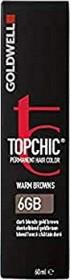 Goldwell Topchic hair colour 6/GB dark blonde gold brown, 60ml
