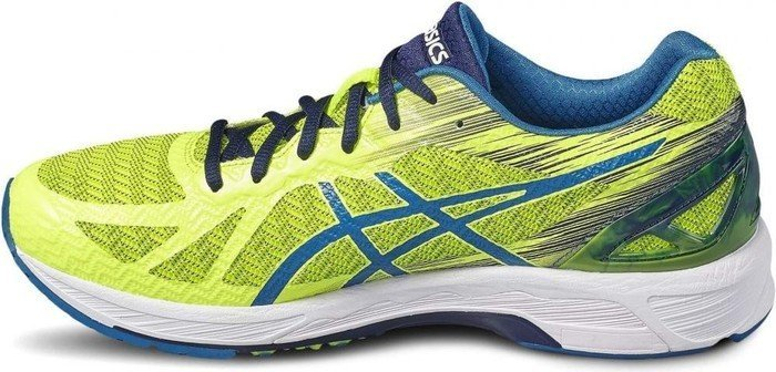 Asics Gel-DS Trainer 22 NC safety yellow/thunder blue/indigo blue (Herren)  (T721N-0749)