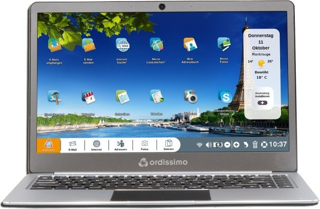 Ordissimo Notebook 14