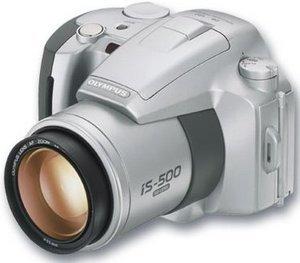 Olympus IS-500 (SLR) Gehäuse