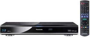 Panasonic DMR-BST800 black (Blu-ray)