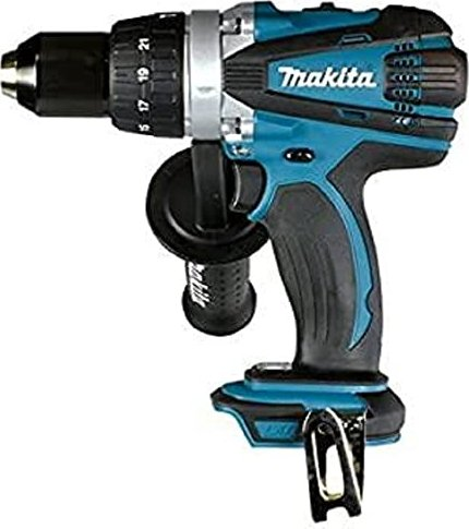 Makita DHP458Y1J cordless combi drill incl. MAKPAC + rechargeable battery 1.5Ah