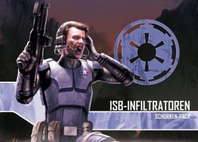 Star Wars: Imperial Assault - ISB-Infiltrators Villain Pack (Expansion)