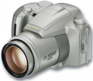 Olympus IS-5000 QD (SLR) korpus