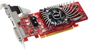 ASUS EAH4650/DI/512MD2(LP), Radeon HD 4650, 512MB DDR2, VGA, DVI, HDMI (90-C1CLZZ-J0UAN0KZ)