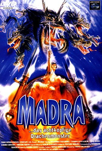 Madra - Das achtköpfige Drachenmonster -- via Amazon Partnerprogramm